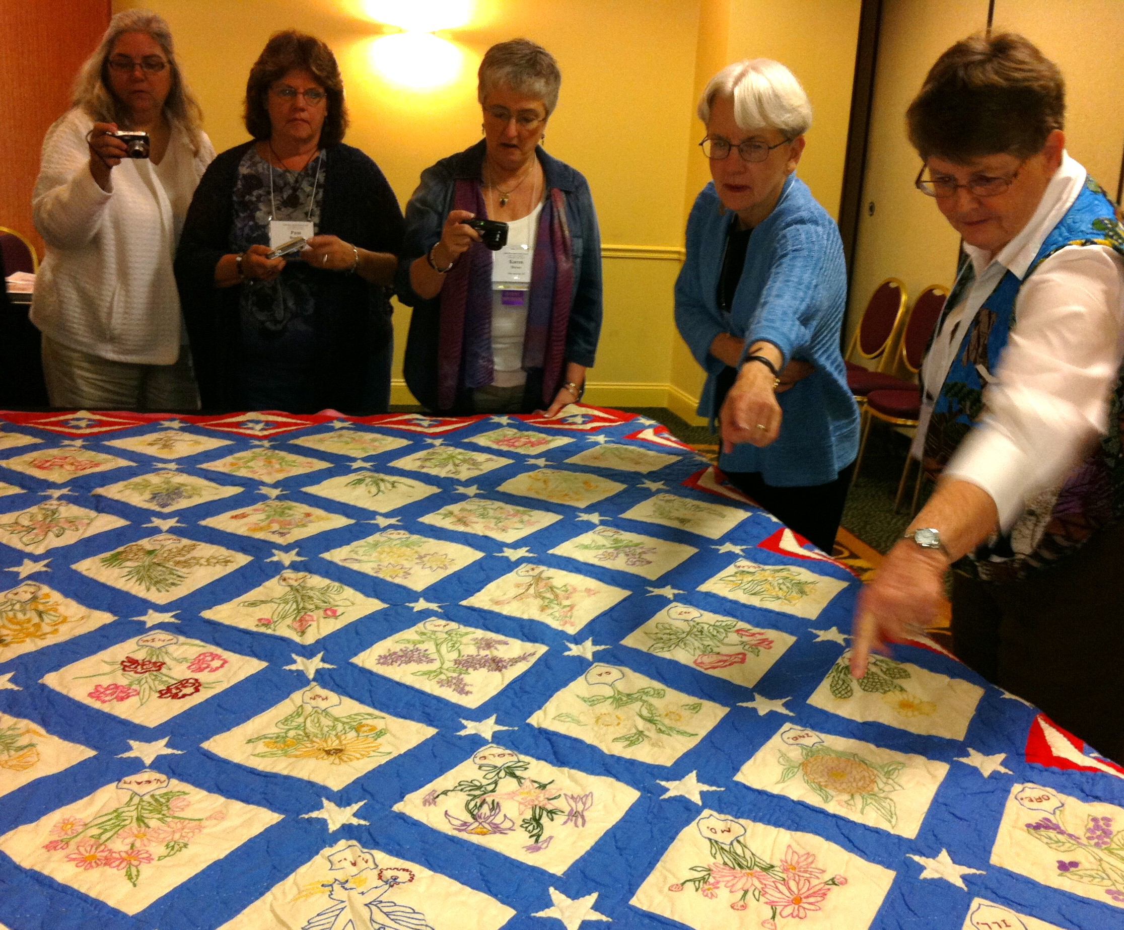 Quilt Study Group – Victorian Quilters
